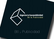 •big enterprises marketing _ agencia btl