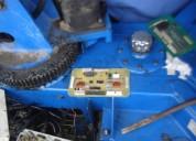 Generadores, variadores, máquinaria y  controles eléctricos electrónicos. reparación y manten.