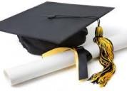 Asesorías en tesis y demás trabajos universitarios