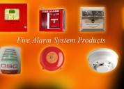 Alarmas de seguridad, accesos, control de personal, alarmas contraincendios