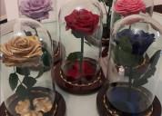 Para mamá flores naturales preservadas