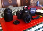 Cámara digital Nikon D500 SLR + lente