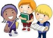 Tutorias y nivelacion para alumnos desde inicial