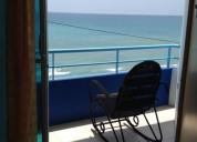 En crucita frente al mar alquilo dos apartamentos