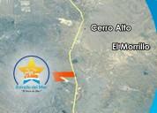 Terrenos en santa elena  200m2 desde 6000usd