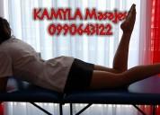 """Kamyla masajes eroticos reales """"no es burdel"""""""