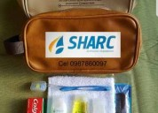 Set / kit de aseo personal hospitalario
