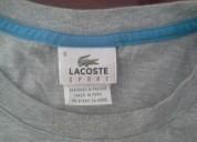 Camiseta lacoste sport hombre manga corta