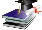 Asesoria y elaboración de tesis