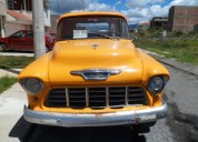 Apache 1958 restaurada hace 5 aÑos flamante