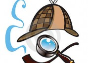 Detectives en ecuador 0998639815 económicos