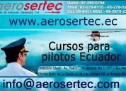 Cursos para pilotos en ecuador