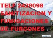 Telf 2428098 desinfeccion y sanitacion d furgonez