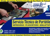 Servicio técnico para computadoras