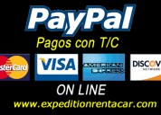 Alquiler vehiculos en ecuador