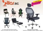 sillas de oficina baratas