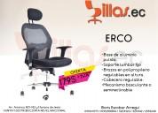 silla ego erco para oficina