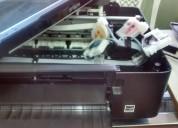 Servicio de reparación y mantenimiento de impresoras en sangolquí
