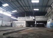 GalpÓn - bodega industrial en el km 5 1/2 via daul