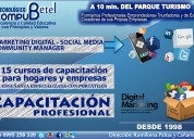 Inscríbase en el curso de marketing digital