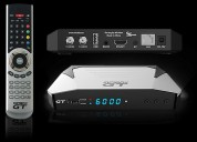 Decodificador  satelital 250 canales,0980354702