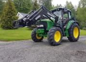 Tractor john deere 6220