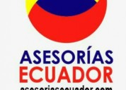 Asesoria legal en ecuador