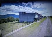 Terreno $15000, por 550 m2 urbanizado