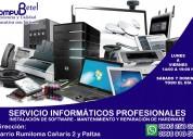 Servicio técnico para cybers en sangolquí