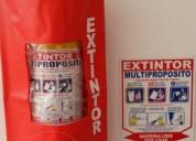 Funda de protecciÓn,extintores,forros