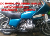 Vendo honda goldwing 1000 cc