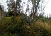 Hermoso terreno urbanizado 8has. tumbaco 099998691