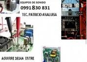 Electronica reparacion radio tv tarjetas equipos d