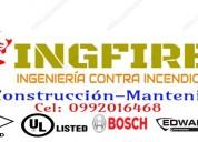 IngenierÍa contra incendios