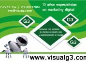 sitios y desarrollo web