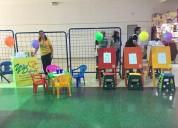 Zona de arte infantil