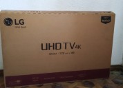 Televesor lg 49 pulgadas  smart tv