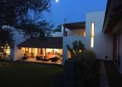 Rento preciosa casa
