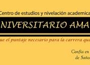 Preuniversitario amanecer / centro de nivelacion