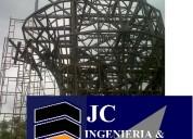 Construcciones de estructuras metálicas