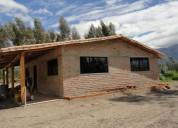 Vendo casa de campo en otavalo sector de gualsaqui