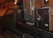 Camioneta para flete