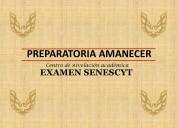 Preparatoria amanecer/ nivelacion académica