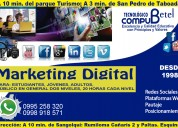 Cursos profesionales de marketing digital y social media