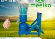Maquina meelko para pellets con madera 260 mm pto- mkfd260p