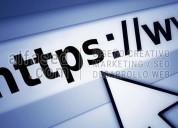 Creacion de paginas de internet profesionales
