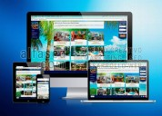 Empresa de paginas web baratas con tu diseño quito