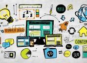 Diseño de sitios web baratos profesionales ecuador