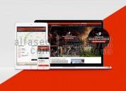 Super descuentos en desarrollo web optimizado