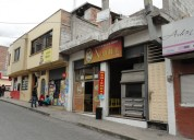 Se vende un local comercial en otavalo